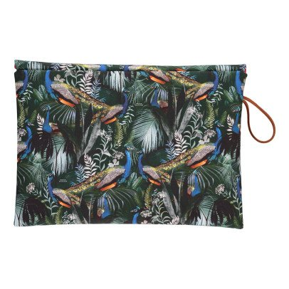 "Maison Baluchon Pochette Macbook 13"" Jungle-listing"