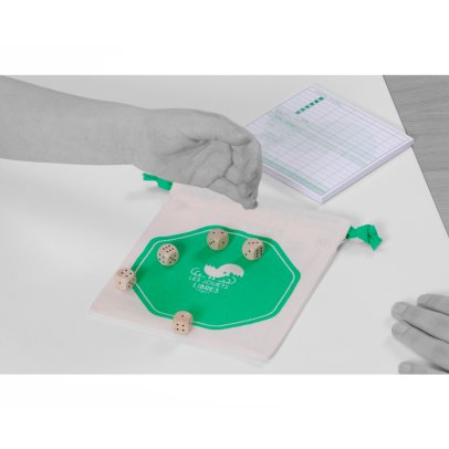 Les Jouets Libres Yatzy Dice Game-product