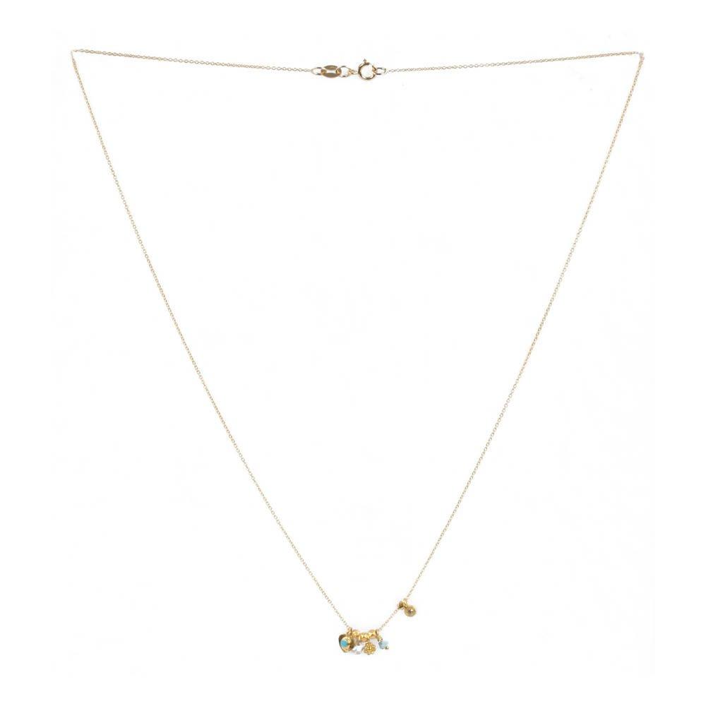 Talismans Pr Cieux Summer Necklace 5 Octobre 35M6X4cwk1