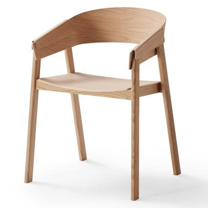 Muuto Cover Armchair-product