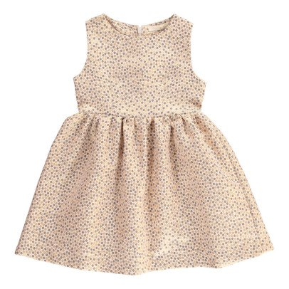 Poppy Rose Ghita Polka Dot Dress-listing