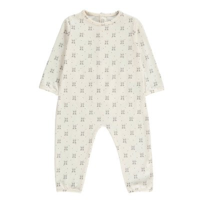 Poppy Rose Terry Panda Jumpsuit-listing