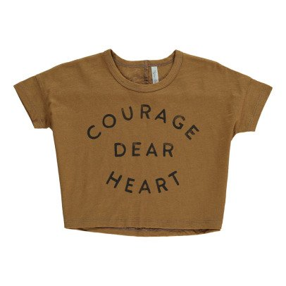 Rylee + Cru T-Shirt Courage -listing