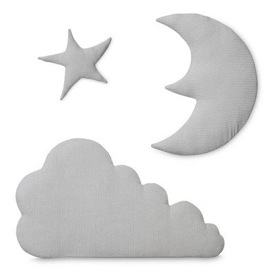 Cam Cam Star, Cloud and Moon Wall Decoration-listing