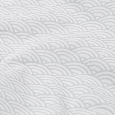 Cam Cam Waves Organic Cotton Bed Bumper-listing