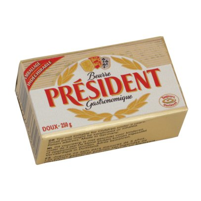 Polly Président Wooden Butter-listing