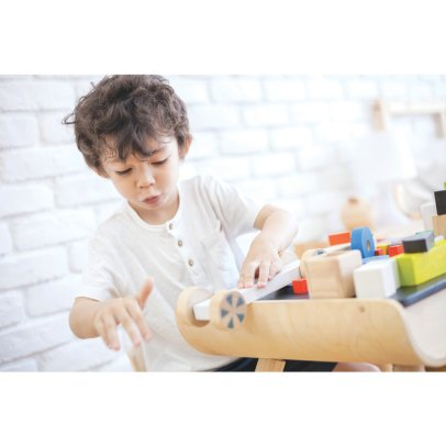 Plan Toys Automobile 3 in 1-listing