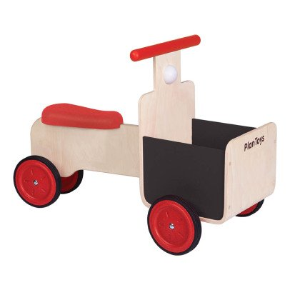 Plan Toys Delivery Bike-listing