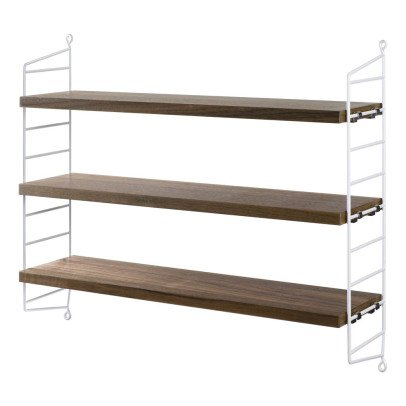 String Furniture Scaffale in noce Pocket-listing