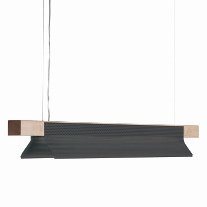 ENOstudio Bridget Solid Oak Ceiling Light, Joran Briand-listing