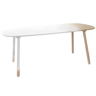 ENOstudio Table à manger Ombrée 190x75 cm, ENOstudio-product