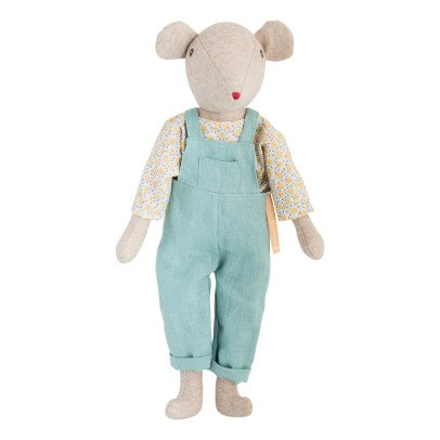 Moulin Roty Puppe Maus Papa Chicoré 44 cm -listing