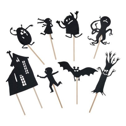 Moulin Roty Phosphorescent Scary Shadow Puppets-listing