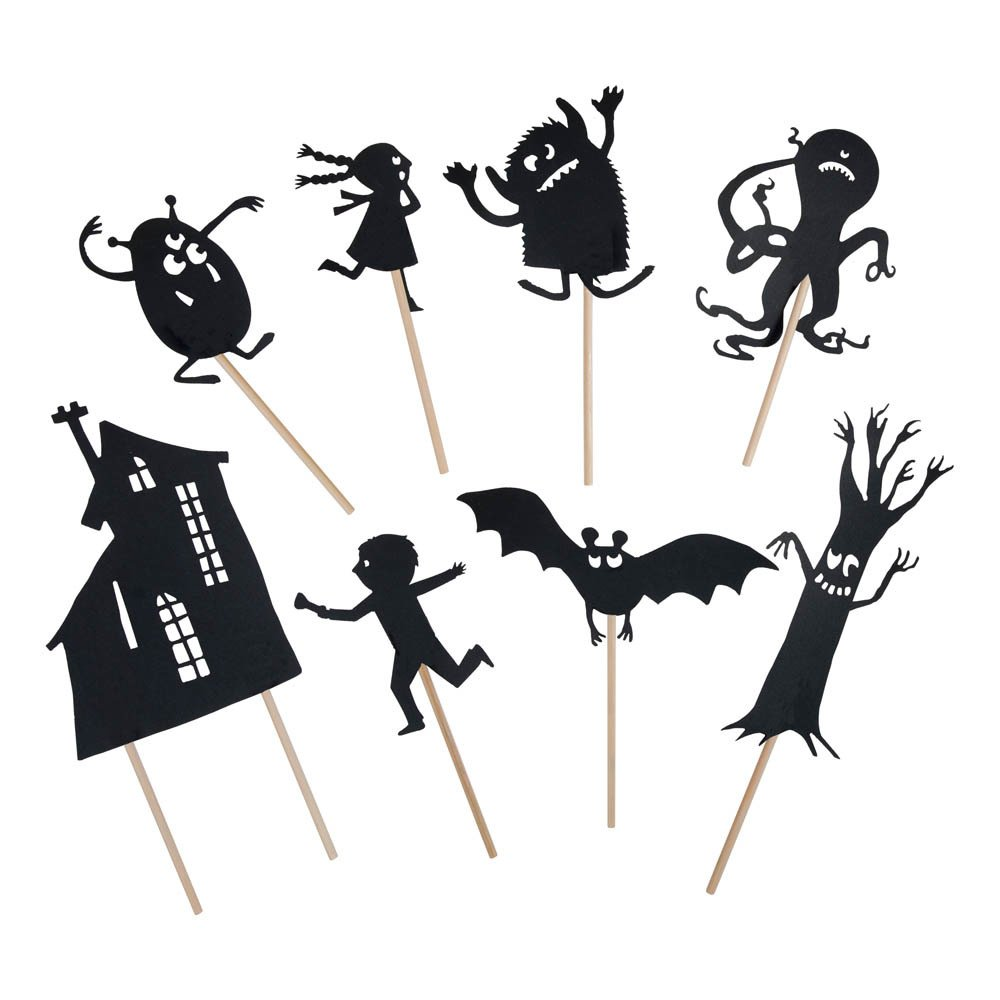 Phosphorescent Scary Shadow Puppets-product