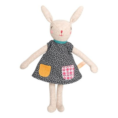 Moulin Roty Puppe Hase Mädchen Camomille 23 cm-listing