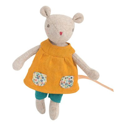 Moulin Roty Groseille Small Mouse Doll 19cm-product