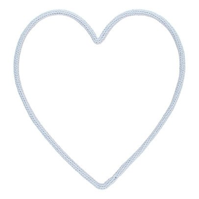 Charlie & June Heart Wall Decoration-listing