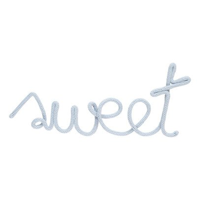 Charlie & June Sweet Wall Decoration-listing