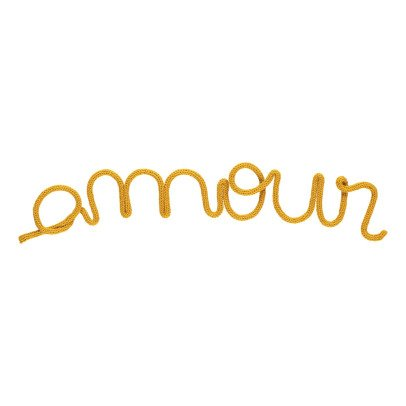 Charlie & June Amour Wall Decoration-listing
