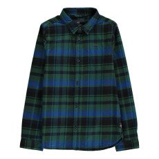 product-Scotch & Soda Checked Shirt