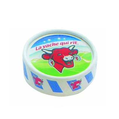 Polly Laughing Cow Wooden Cheese-listing