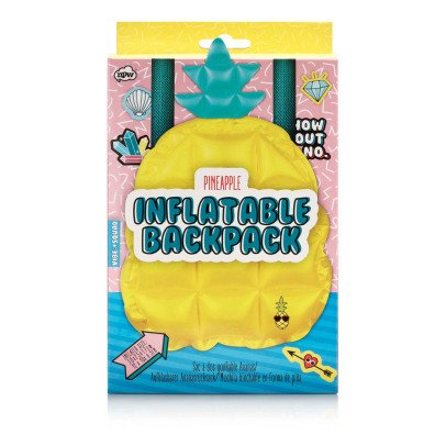 Smallable Toys Sac à dos en PVC gonflable - Ananas-listing