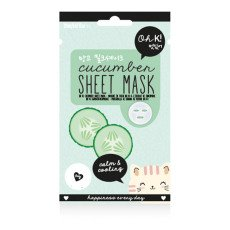 product-Smallable Toys Cucumber Hydrating Face Mask
