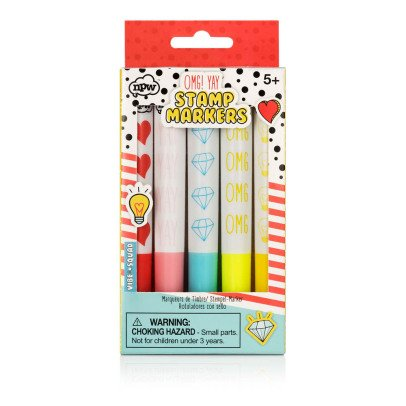 Smallable Toys Stamp Pens - Set of 5-listing