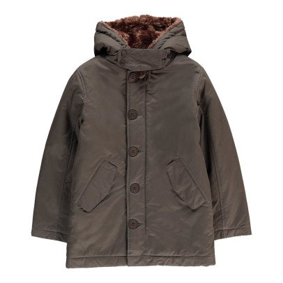 Hartford Clifton Fur Lined Parka-product