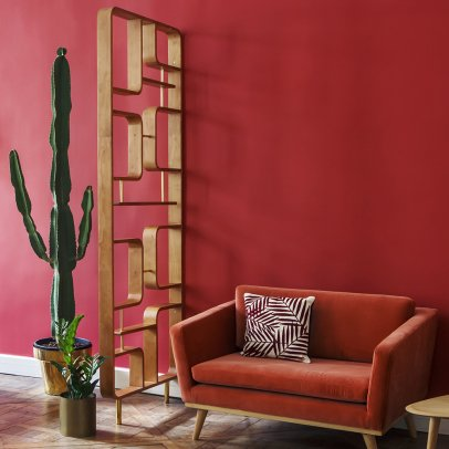 Red Edition Solid Wood Divider-listing