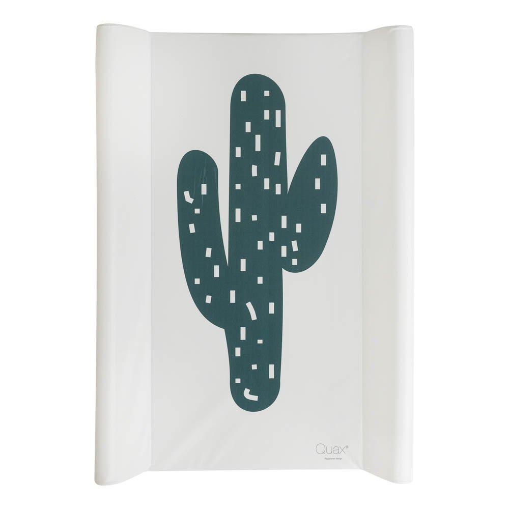 Matelas langer cactus blanc quax design b b for Matelas quax