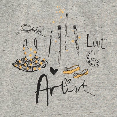 "Soft Gallery ""The Artist"" T-Shirt-product"