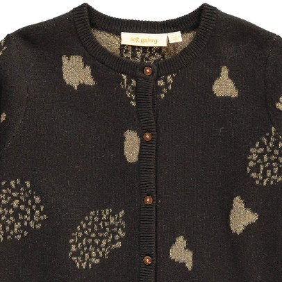 Soft Gallery Gold Dot Cardigan-product