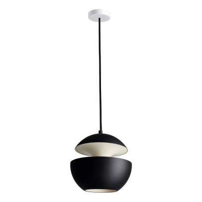 DCW Editions Suspension Mini Here comes the sun intérieur blanc-listing