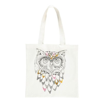Soft Gallery Soft Gallery 10 Years Capsule Owl Shopper-product