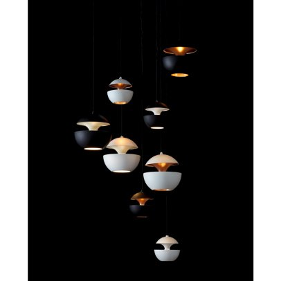 DCW Editions Mini White Interior Ceiling Light-listing