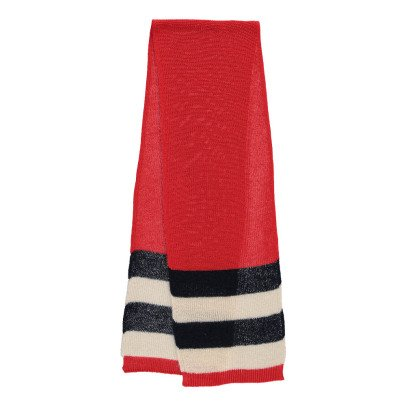 Indee Brownie Striped Scarf-product