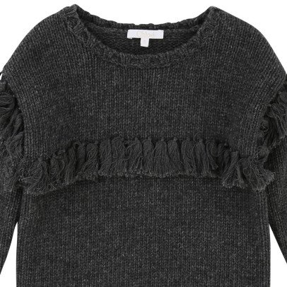 Chloé Pullover mit Bommel -listing