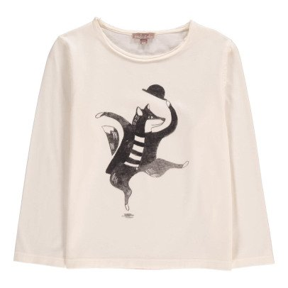 Emile et Ida Dancing Fox T-Shirt-product