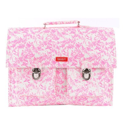 Bakker made with love Jouy Big Canvas Satchel-product