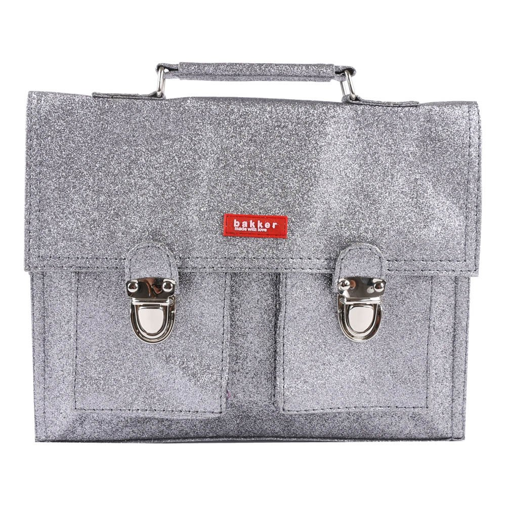 Big Glitter Satchel Bakker Made With Love Sale Shop Official Outlet New Styles Brand New Unisex Cheap Online Outlet Store Cheap Online 9znXY
