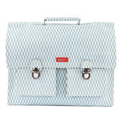 Sale - Kotak Medium Check Canvas Backpack - Bakker made with love Bakker Made With Love EPgtzcUt