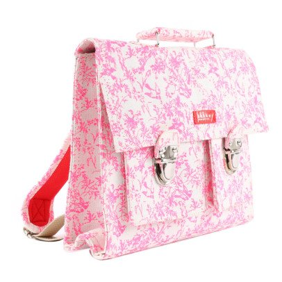 Bakker made with love Cartable Mini Bretelles Canvas Jouy-listing
