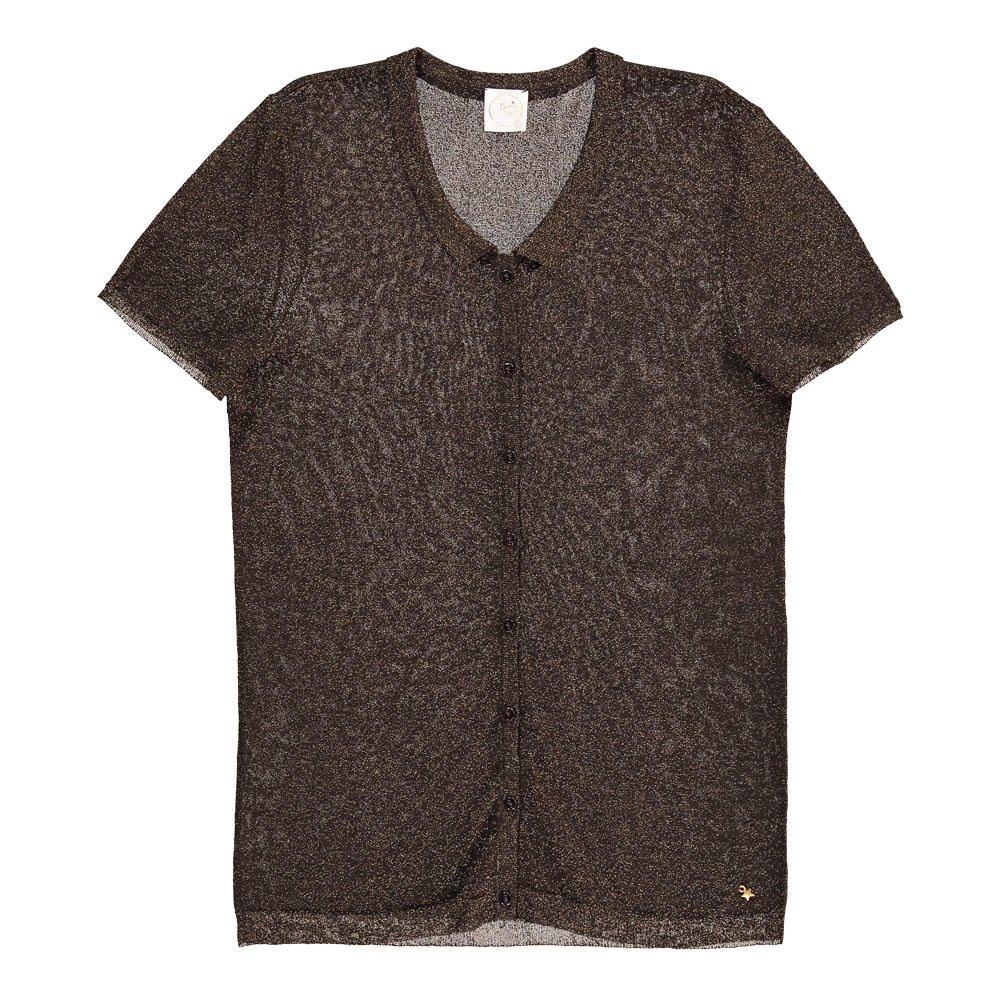 Sale - Izaro Striped Lurez T-Shirt - Des petits hauts des petit hauts Clearance View AhiB8