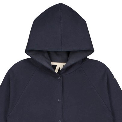 Gray Label Organic Cotton Zip-Up Hoodie-listing