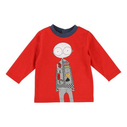 Little Marc Jacobs Baby Mister Marc T-Shirt-listing