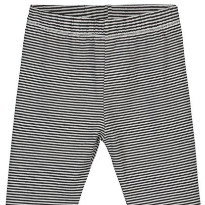 Gray Label Organic Cotton Striped Leggings-listing