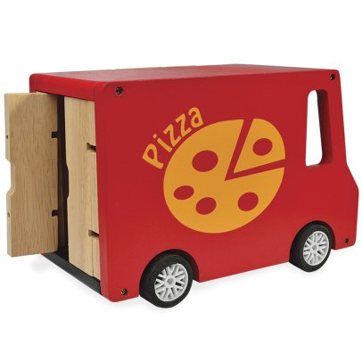 Bass & Bass Food truck pizza-product