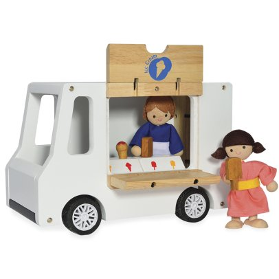 Bass & Bass Ice Cream Van-listing