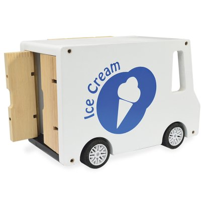 Bass & Bass Food truck glace-product